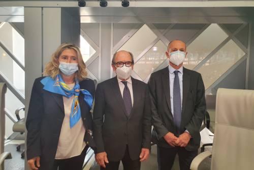 Mafia e terrorismo, siglato protocollo nelle Marche. De Raho sui cantieri post sisma: «Attenzione altissima»