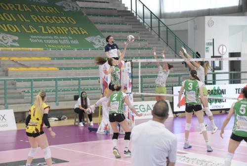 Volley, la Megabox Vallefoglia è in finale per l'A1