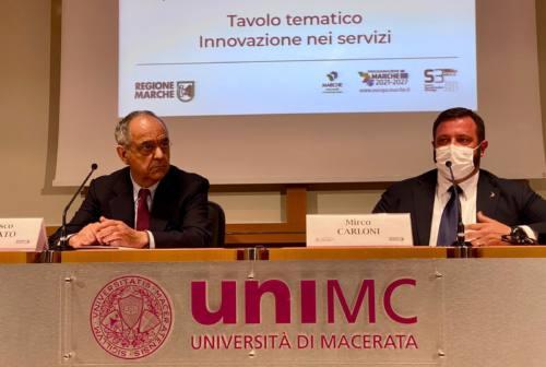 Innovazione nei servizi: a Macerata il tavolo tematico della Regione