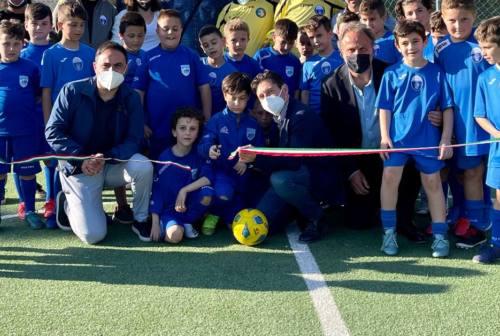 Ascoli, apre a Monticelli un nuovo parco sportivo per studenti e residenti