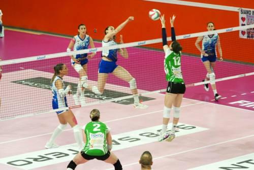 Volley, Megabox Vallefoglia che impresa!