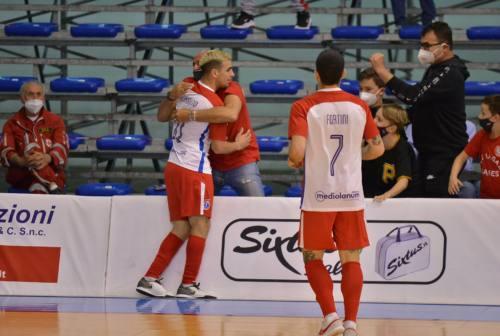 Futsal, playoff: l'Italservice Pesaro a Matera per conquistare la semifinale