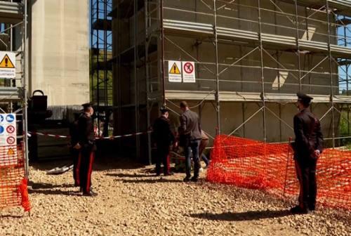 Operaio morto in Molise: fiori sul viadotto della A14 per ricordare Mario Tracinà