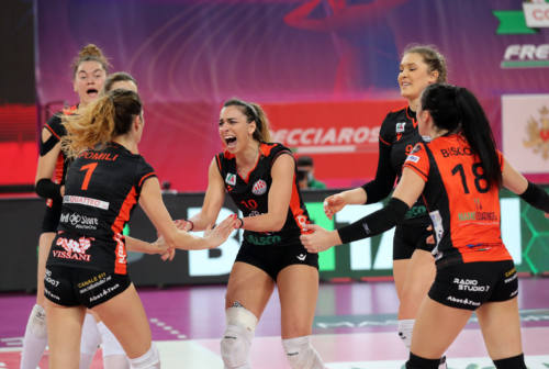 Volley serie A: MedStore, Megabox e Cbf Balducci in casa