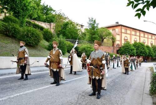 Camerino, il sindaco Sborgia è anche podestà nella celebrazione della festa del Patrono San Venanzio