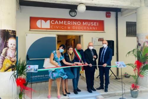 Camerino, inaugurato il nuovo polo museale. «Uno scrigno per custodire le opere salvate dal sisma»