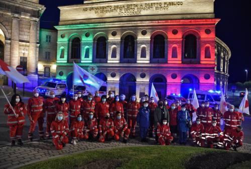 Macerata festeggia la Croce Rossa. «Il nostro aiuto a oltre 1.200 famiglie»