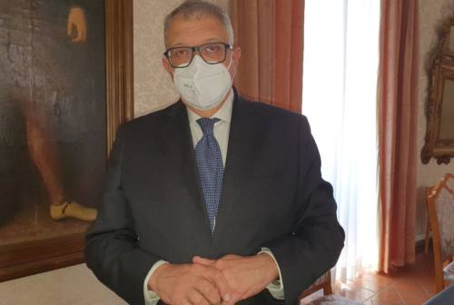 Ancona, insediato il nuovo prefetto Darco Pellos
