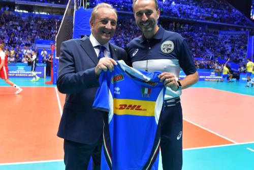 Volley, Fabrizio Pasquali nominato designatore internazionale arbitrale