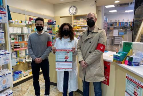 Fabriano: consegna farmaci a domicilio, Ordine di Malta in prima linea
