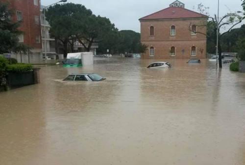 Sette anni dopo: Senigallia ricorda l'alluvione del 3 maggio 2014