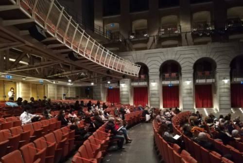 Su il sipario alle Muse di Ancona, e buona la prima: «Una grande emozione» – FOTO