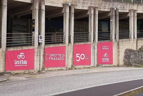 Giro d'Italia, tappa storica Grotte di Frasassi- Ascoli Piceno. I sindaci: «Hub per il rilancio del territorio»