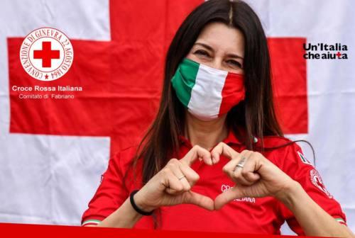 Croce Rossa di Fabriano: l'appello per un sostegno. Alianello: «Risorse utili per le molte attività»