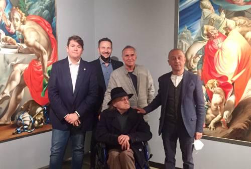 Mostra Bruno d'Arcevia, successo per le visite guidate alla Pinacoteca di Ancona