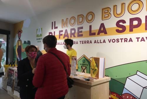 Coldiretti Ancona, che bello fare spesa con la nutrizionista a km zero – VIDEO