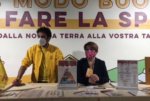 Coldiretti Ancona, festa per il Dieta Mediterranea day con la nutrizionista – VIDEO
