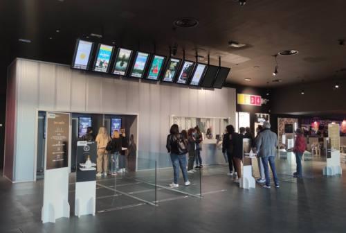 Macerata, riaperto il Multiplex: «Il cinema è svago, finalmente si torna alla normalità»