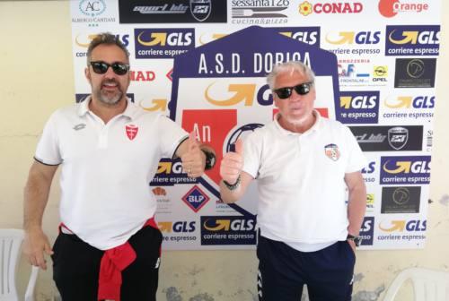 Ancona, Monza in visita alla società affiliata GLS Dorica