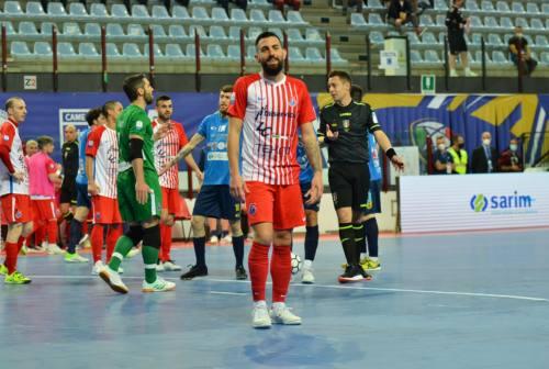 Futsal, Italservice Pesaro e Pablo Taborda ancora insieme: l'argentino rinnova fino al 2023