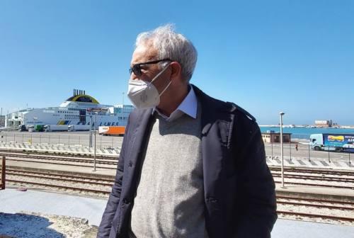 Peba Ancona, piazza Cavour in «sala trucco»: primi interventi a fine mese, via le barriere
