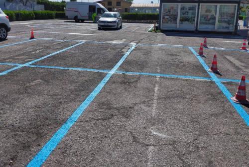 Fano, Lega attacca sui parcheggi Blu: «Dimissioni immediate dell'assessore Tonelli»