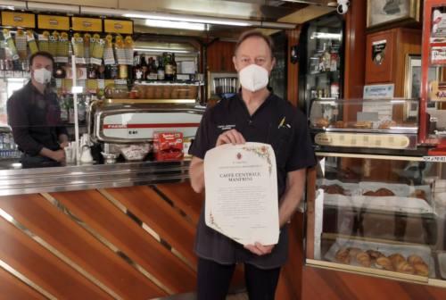 Ancona, il Caffè Manfrini festeggia i 171 anni con il Ciriachino