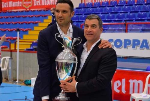 """Volley, """"Ciccio"""" Graziosi vuole anche la SuperCoppa a Bergamo"""