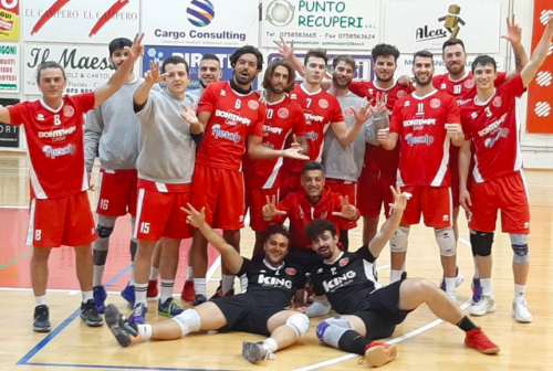 Volley, Derby Ancona-Macerata in B Maschile