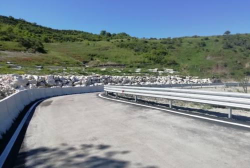 Riapre la Carpegna-San Sisto, strada chiusa da 7 anni