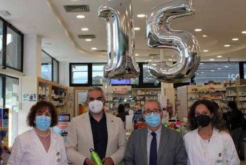 Fabriano: i numeri e i nuovi progetti della Farmacom