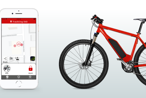 Trackting, l'azienda pesarese che ha ideato l'antifurto per e-bike tramite Gps