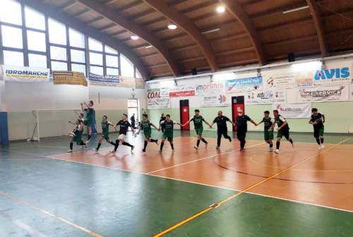Futsal, tra scudetto e Coppa Italia: la fantastica stagione dell'Under 19 del Corinaldo