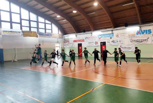 Futsal, tra scudetto e Coppa Italia: la fantastica stagione dell'Under 19 del Corinaldo