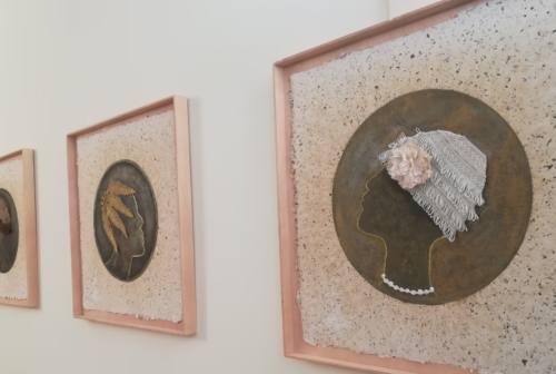 Bacco, tabacco e Venere: l'omaggio dell'artista Lughia a Fabriano