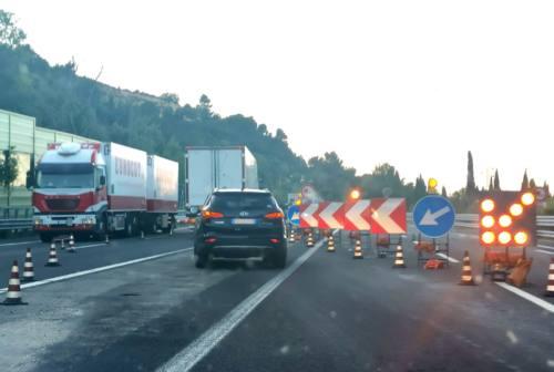 Incidente in A14, Filt Cgil: «Più sicurezza per gli autotrasportatori»