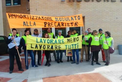 Ascoli, appello del Comitato dei Disoccupati Piceni : «Subito un piano del lavoro per affrontare l'emergenza»