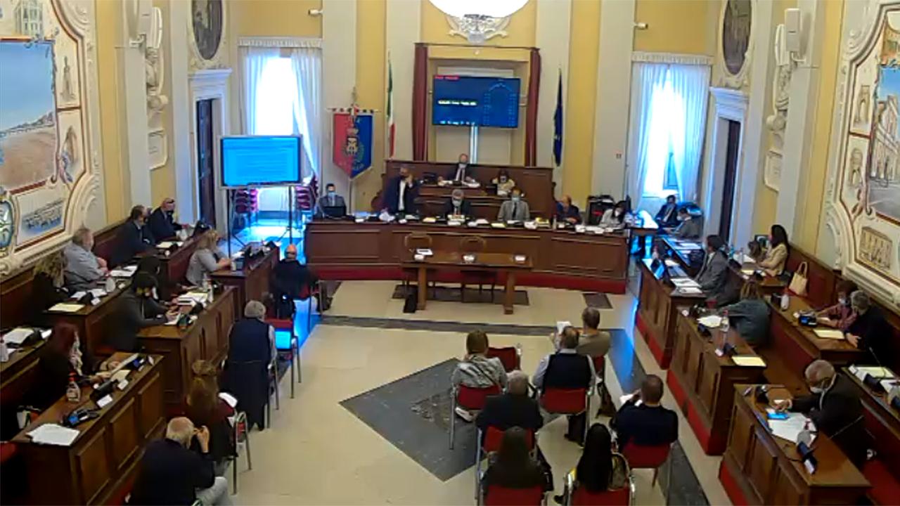 Durante il consiglio comunale del 30 aprile 2021 è stata presentata la relazione del presidente della fondazione Città di Senigallia Corrado Canafoglia