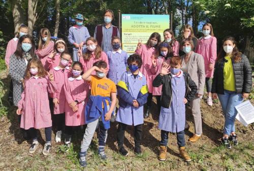 Ambiente: i bambini adottano il fiume Misa al Vallone di Senigallia
