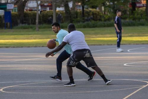 Jesi, numerose richieste per praticare sport nei parchi