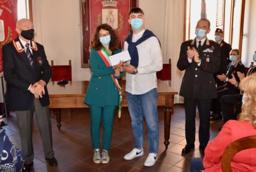 Consegnate a Belvedere Ostrense le borse di studio dedicate a Euro Tarsilli
