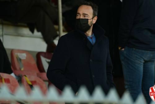 Calcio Serie C, il presidente Bosco della Vis Pesaro: «Buon lavoro negli ultimi mesi»