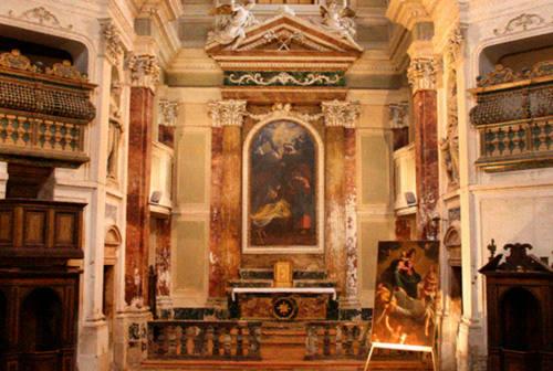 Ostra, riapre ai fedeli la chiesa dei santi Giuseppe e Filippo