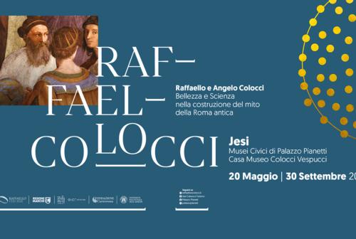 """""""Raffaello e Angelo Colocci"""": dal 20 maggio la mostra a Jesi"""