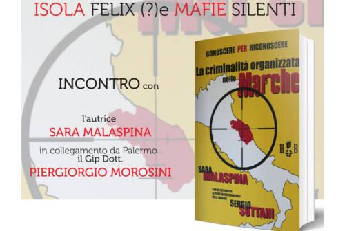 Giornata della Legalità: un incontro, a Monsano, sulla Criminalità organizzata nelle Marche