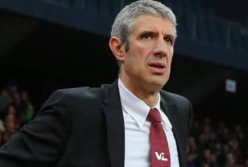 Basket VL Pesaro, Costa: «Chiudiamo una stagione con il sorriso»