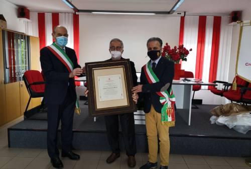 41 anni alla guida della Croce Rossa di Jesi, Bravi: «Una scelta di vita che rifarei»
