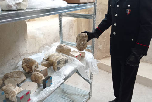 Reperti precolombiani, libri e sculture: ecco l'attività dei Carabinieri del nucleo Tutela Patrimonio Culturale nelle Marche