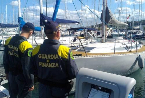 Ancona, ha una barca da 38mila euro ma percepisce il reddito di cittadinanza. Nei guai una donna