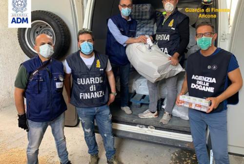 Ancona, sigarette di contrabbando in un container: scoperta organizzazione criminale tra Italia e Ucraina
